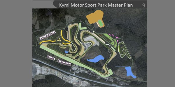 MotoGP KymiRing Circuit to be built