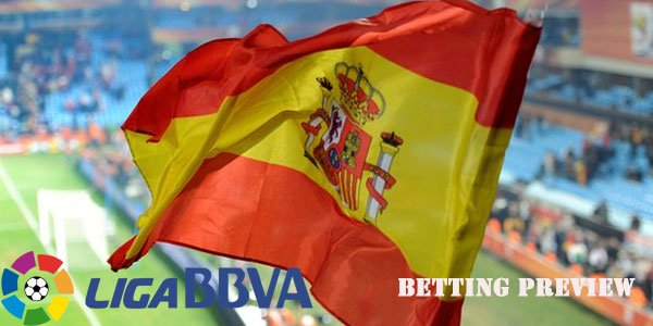 La Liga betting odds