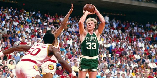 The Shooting Small Forward Known as Larry Bird