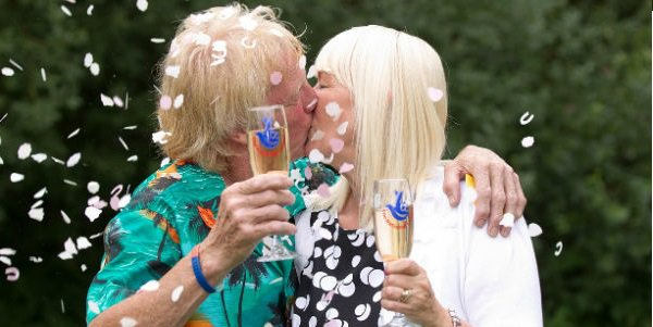 UK couple win lottery for second time