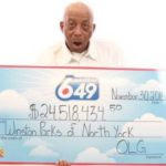 Great-Grandfather from Toronto Becomes $24.5 Million Lotto 6/49 Winner