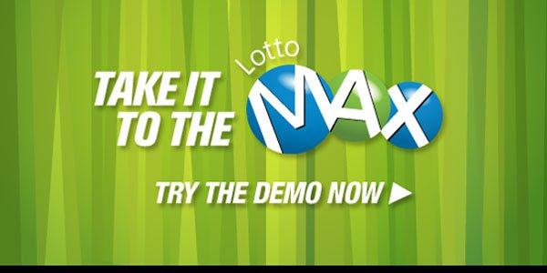 No Lottery Winner for Lotto Max Amazing $ 50 million Jackpot This Time Round