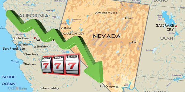 Nevada gambling revenues
