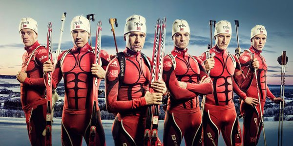Biathlon Team Norway