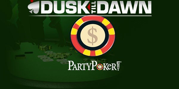 PartyPoker pairs up with Dusk Till Dawn