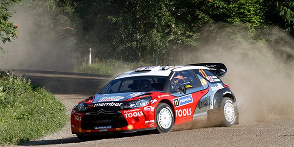 Petter Solberg wins at at Lydden Hill
