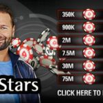 Poker Stars Over 100 Million Players Means Promotion Month!
