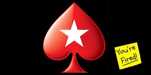 PokerStars Executive Managers fired