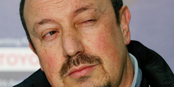 Rafa Benitez fired from Real Madrid