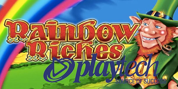 Rainbow Riches Bingo Playtech