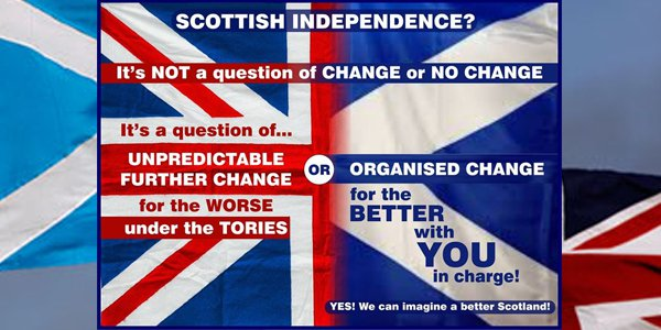 Will Scotland Vote For Their Freedom On September 18th?