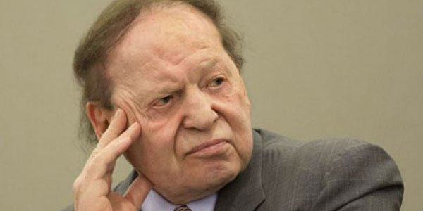 Luxury Casino Tycoon Sheldon Adelson the Biggest Loser of 2014
