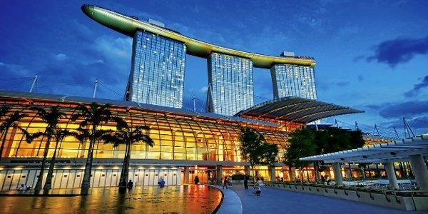 Singapore's Gambling Industry Takes A Dive