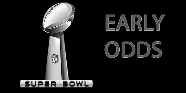 Early Super Bowl 50 Odds Before the NFL Wild Card Games