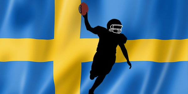 American Football in Sweden