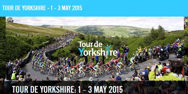Tour de Yorkshire cycling 2015