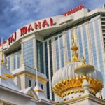 Atlantic City Workers Protest Pension Cuts by Trump TajMahal