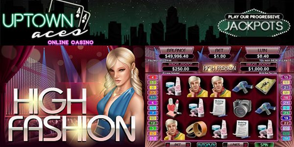 Uptown Aces High Fashion Slots