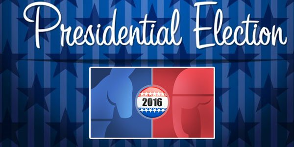 Presidential elections usa 2016