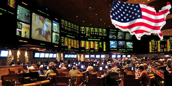 US Lawmakers Urged To Legalize Sports Betting