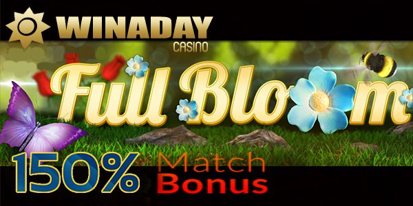Win A Day Casino promotions