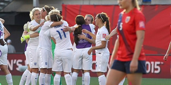 England Brush Aside Norway, But The Odds Are Against A Win Versus Canada