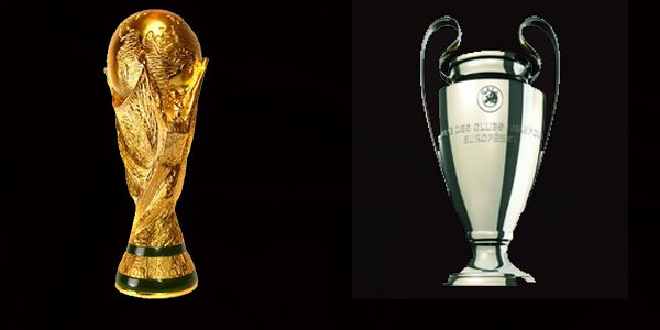 World Cup Champions League Cup