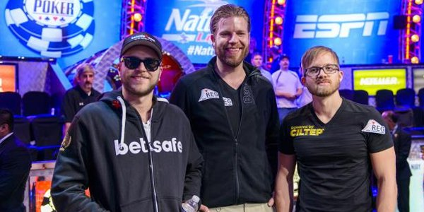 Van Hoof, Jacobson and Stephenson Qualify for Final Third of WSOP Main Event