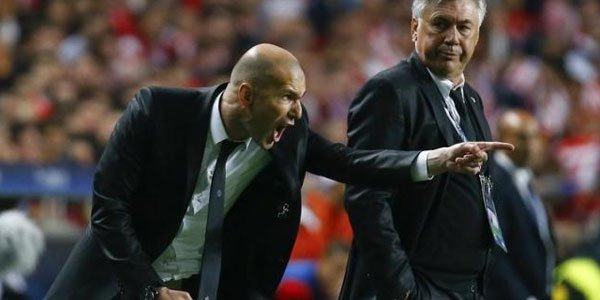 Limited Zidane Coaching Experience No Problem for Real Madrid