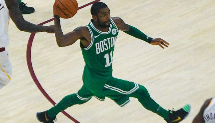 Bet on the NBA in the Philippines 2019 Kyrie Irving