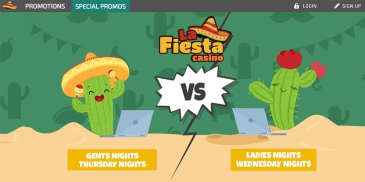review about la fiesta casino