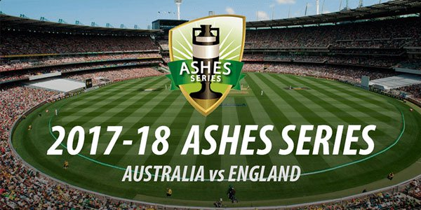 2017 Ashes betting odds