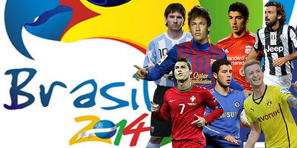 7 Top Footballers to Watch for in the Brazil World Cup 2014