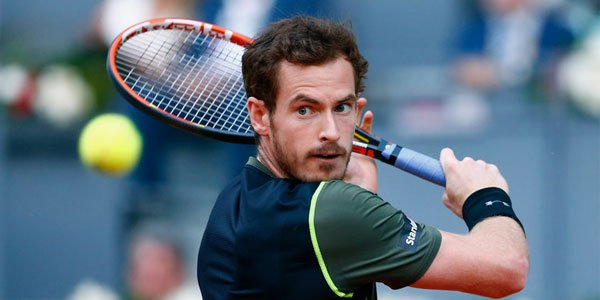 Andy Murray betting