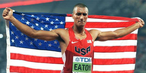 Eaton at London Olympics