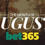 The August Weekend Online Casino Bonuses are Amazing at Bet365 Casino!