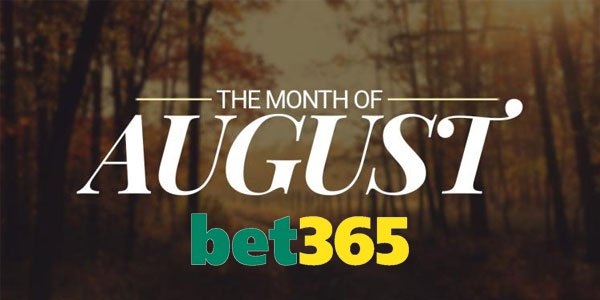 August online casino games