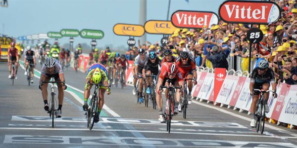There Are Tour de France Bets Galore At Bet365 This Weekend