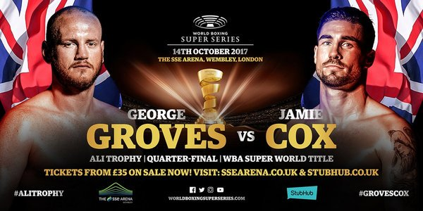 Bet on Groves vs. Cox online