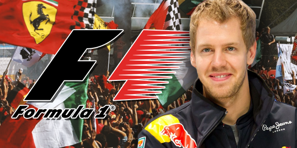 Betting On Vettel In Italy
