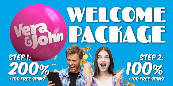 Casino Welcome Package for Danish Players