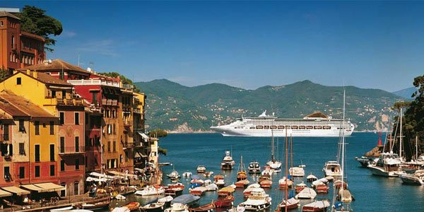 Win a Mediterranean cruise for two