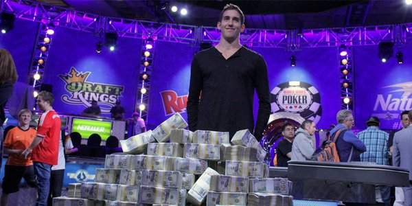 23-year-old Daniel Colman Wins The Big One for One Drop and $15.3 Million