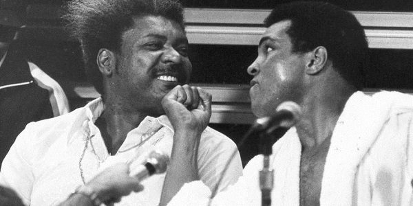 Don King, Muhammad Ali, agent, manager