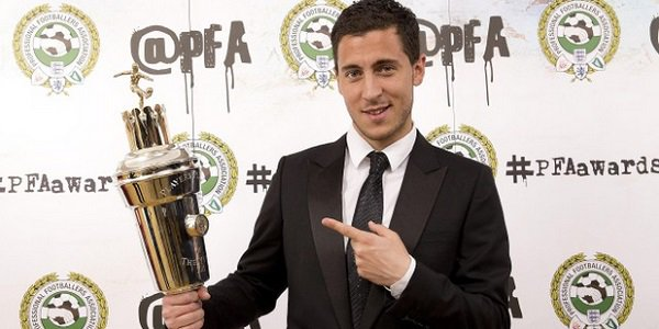 PFA player of the year, Professional Footballers' Association