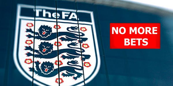 The FA Proposed a Total Ban on Football Betting for All Involved Parties