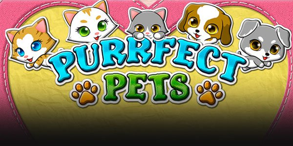 Purrfect Pets free spins