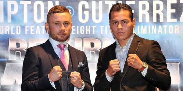 Bet on Frampton vs. Gutierrez online