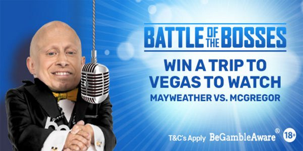 Join bgo Casino for Your Chance to Win Free Tickets to Mayweather vs. McGregor!