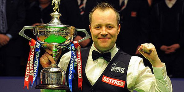 John Higgins betting odds